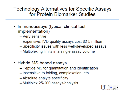 Immunoassay vs Hybrid MS-based assays