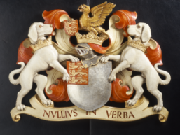 Royal Society CoatofArms