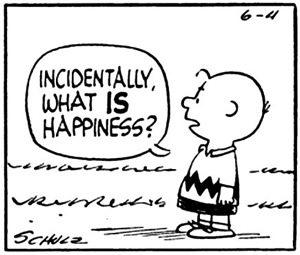 Snoopy - Charlie happiness