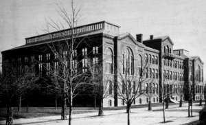 Army Medical Museum and Library on the Mall