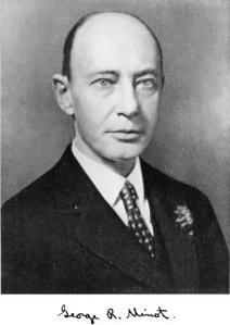 George Richard Minot