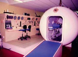 Decompression chamber