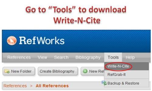 write-in-cite_refworks_2.0