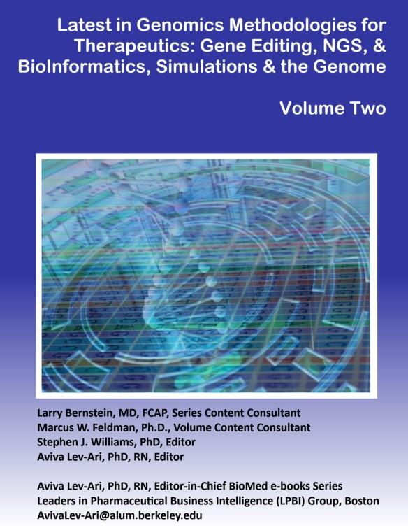 Volume Two: Latest in Genomics Methodologies for