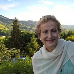 Almudena2 in wedding last May in Asturias north of Spain