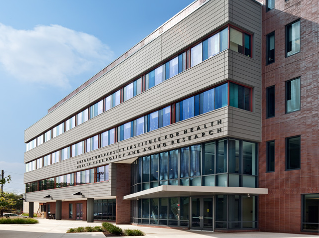 Rutgers Institute For Health Building