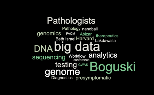 Big Data in Genomic Medicine