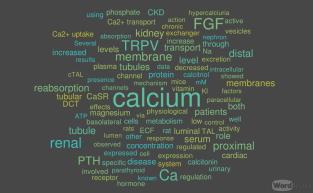 Article III Renal Distal Tubular Ca2+ Exchange Mechanism in Health and Disease